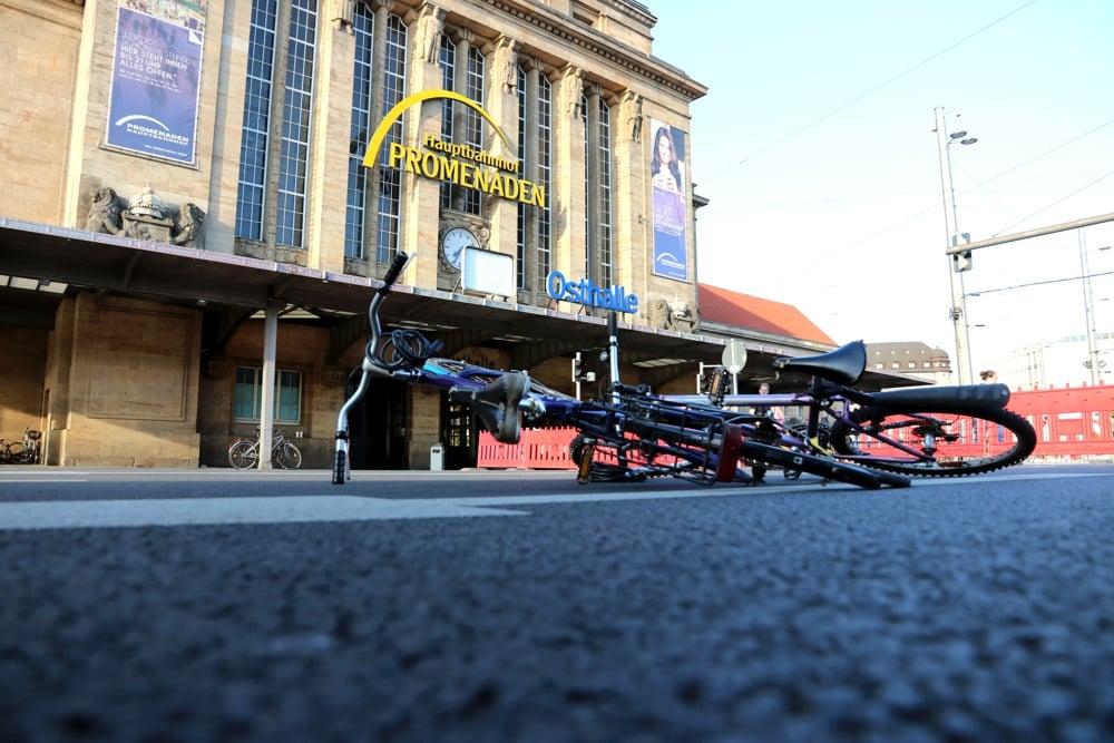 Jede Menge möglicher Verstecke rund um den Hauptbahnhof. Foto: LZ