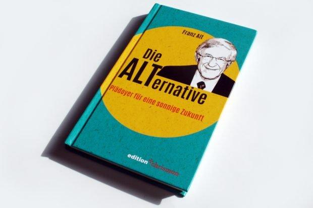 Franz Alt: Die ALTernative. Foto: Ralf Julke