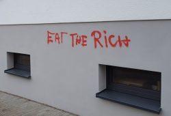 Graffiti in Leipzig. Foto: Marko Hofmann