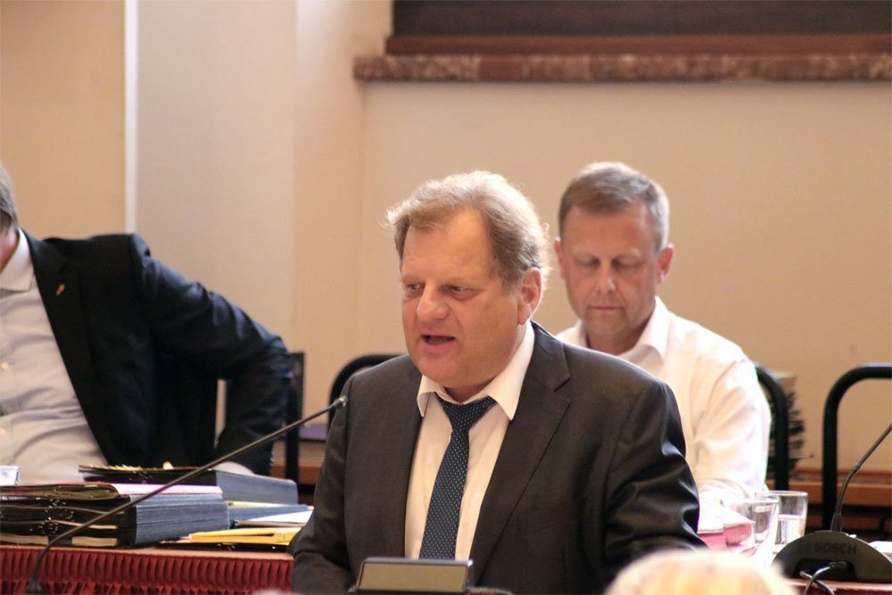 Sozialbürgermeister Thomas Fabian (SPD). Foto: LZ