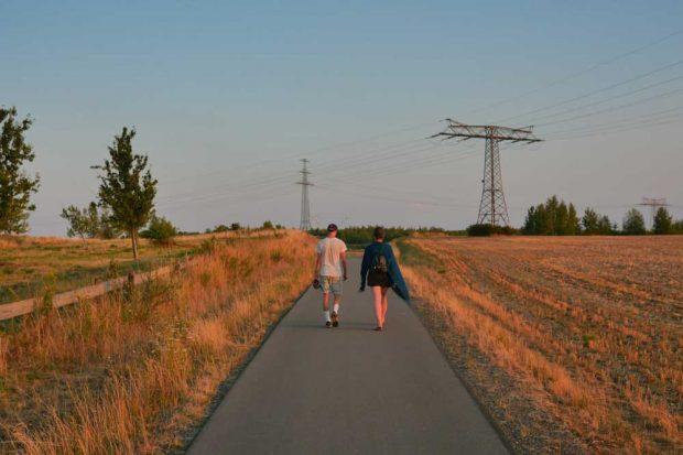 Wohin entwickeln sich die ländlichen Regionen? Foto: Luca Kunze