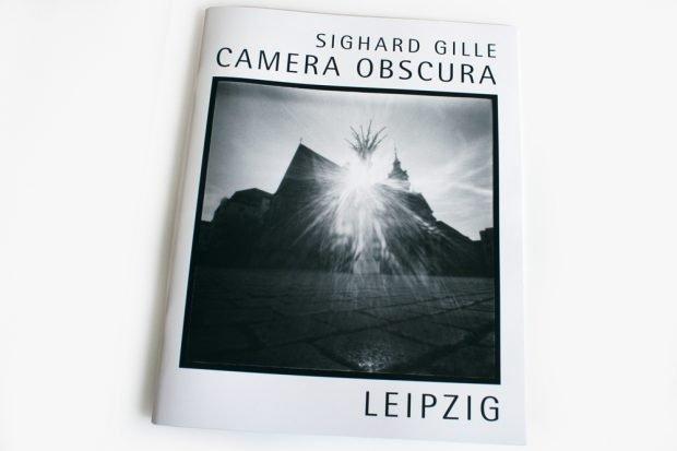Sighard Gille: Camera obscura. Leipzig. Foto: Ralf Julke