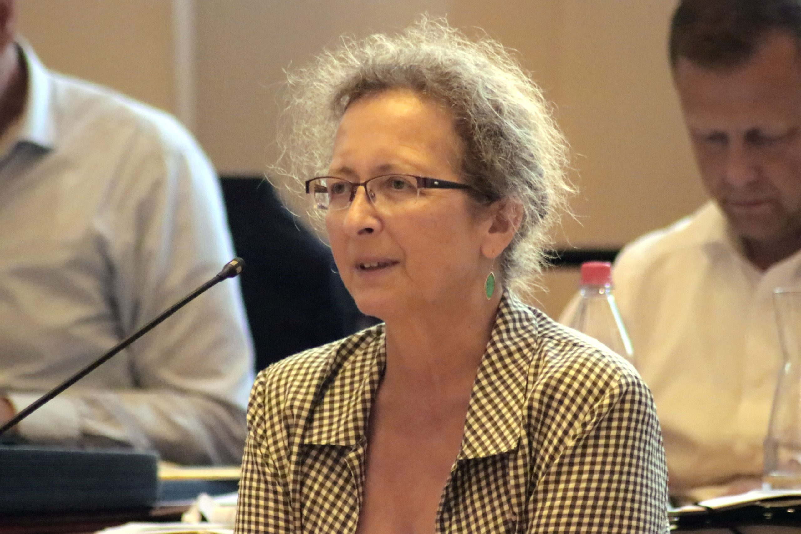 Sabine Heymann. Foto: L-IZ.de