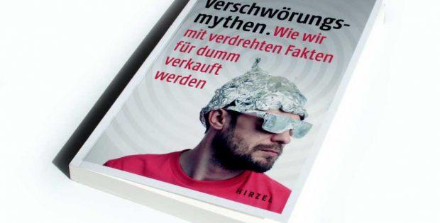 Holm Gero Hümmler: Verschwörungsmythen. Foto: Ralf Julke