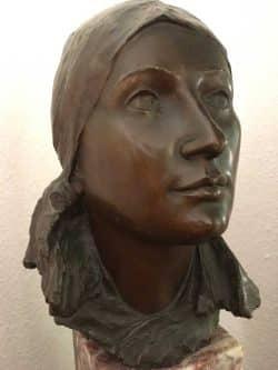Lilo, Raphael Chamizer, Bronze 1934. Foto: privat