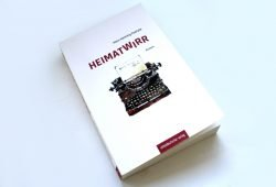 Hans-Henning Paetzke: Heimatwirr. Foto: Ralf Julke