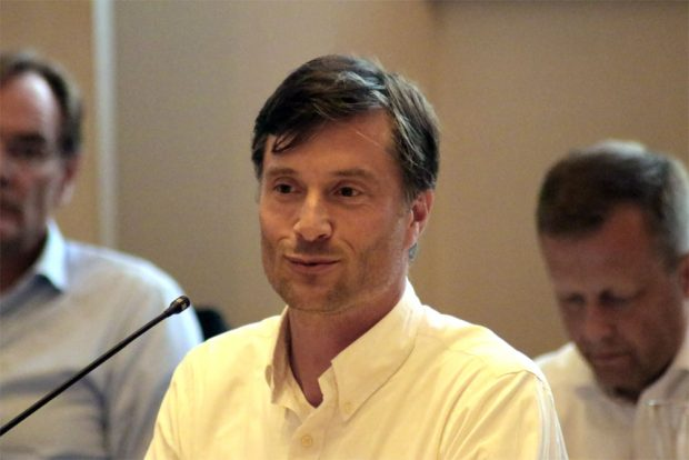 Heiko Rosenthal (Linke). Foto: L-IZ.de