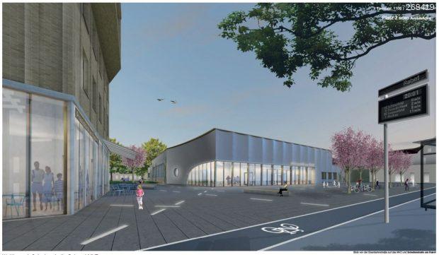 2. Preisträger_SERO Architekten (Leipzig). Foto: Leipziger Gruppe