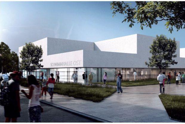 1. Preisträger gmp Generalplanungsgesellschaft mbH (Berlin). Foto: Leipziger Gruppe