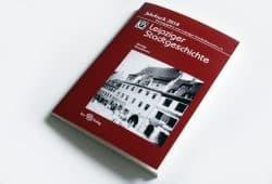 Leipziger Stadtgeschichte. Jahrbuch 2018. Foto: Ralf Julke