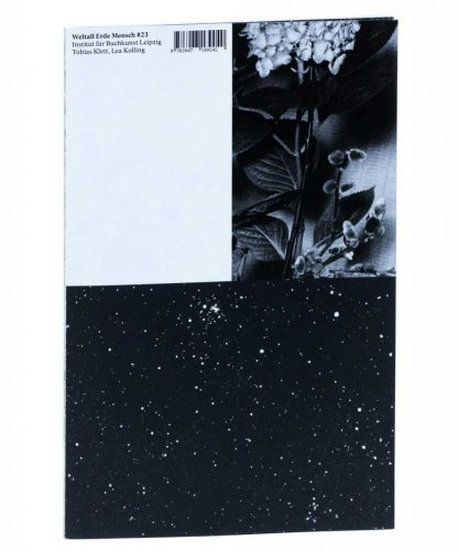 Weltall, Erde, Mensch #23. Foto: Stiftung Buchkunst / Uwe Dettmar, Frankfurt am Main