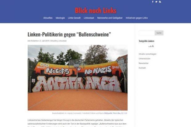 Blick nach Links. Screenshot: L-IZ.de