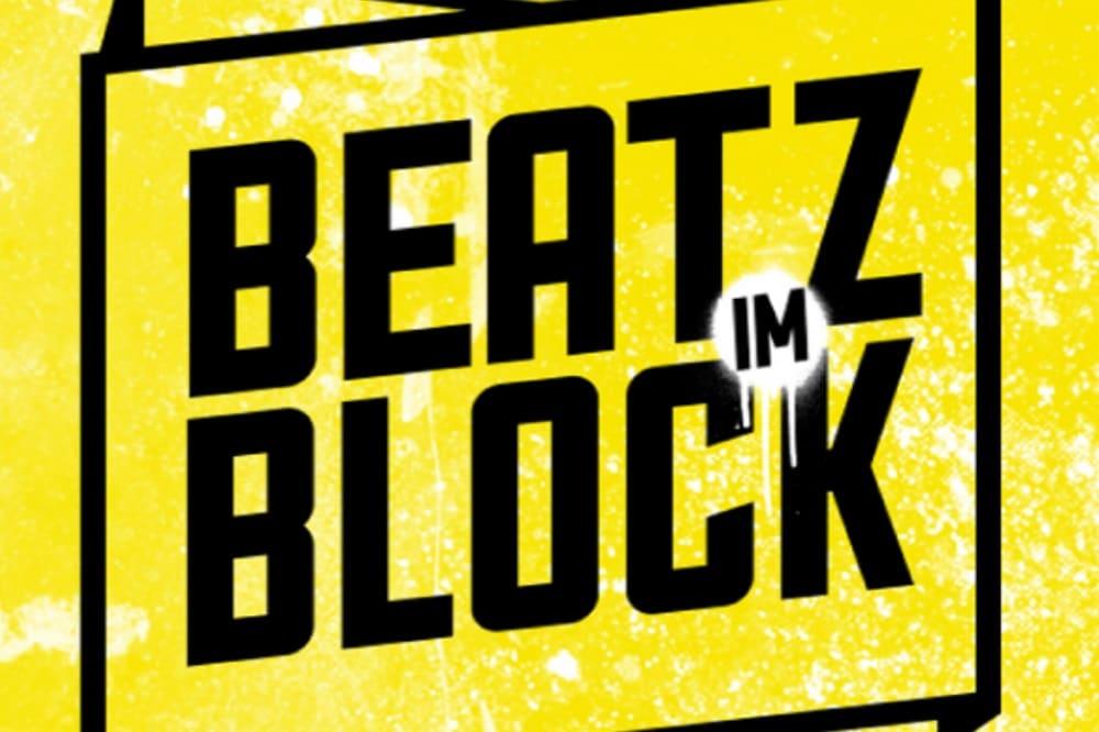 Beatz Im Block Logo