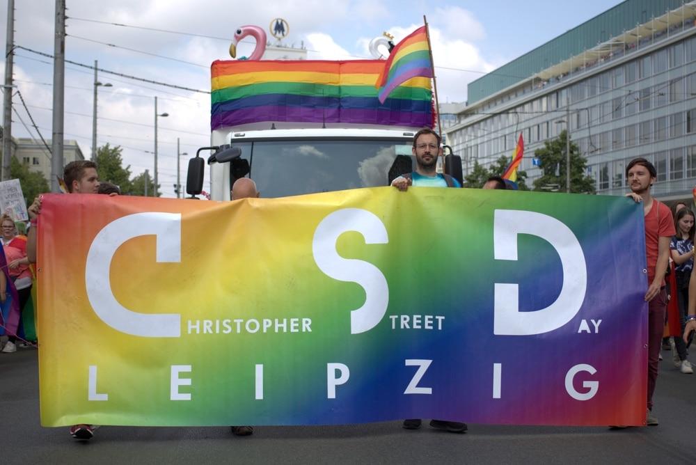 CSD Leipzig. Foto: Alexander Böhm
