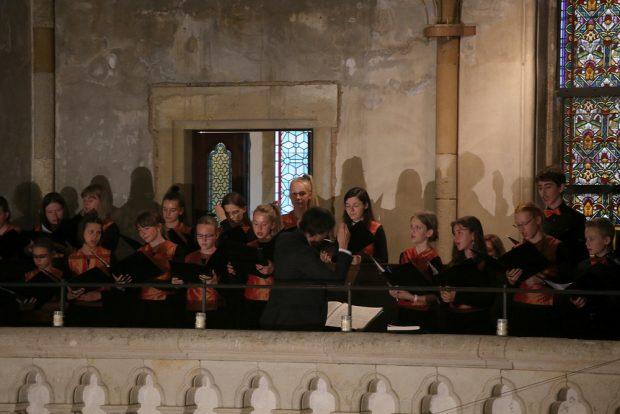 Der MDR-Kinderchor. Foto: Alexander Böhm