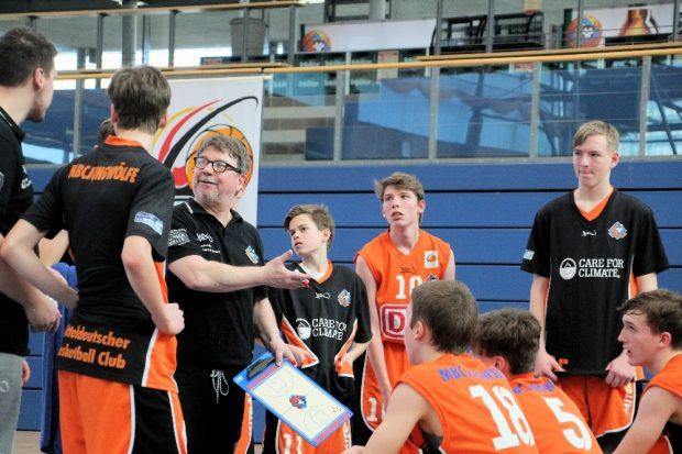 Der bisherige Trainer der JBBL-Mannschaft Pit Lüschper übernimmt die sportliche Leitung der MBA. Foto: MBC/Birger Zentner