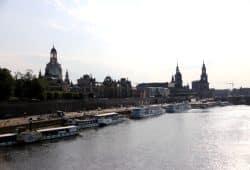 Dresden an der Elbe. Foto: L-IZ.de
