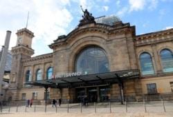 Hauptbahnhof Dresden. Foto: L-IZ.de