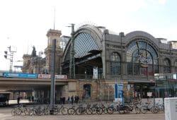 Der Hauptbahnhof in Dresden. Foto: L-IZ.de