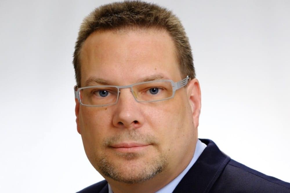 Holger Heckmann, der neue Bezirksbrandmeister. Quelle: Landesdirektion Sachsen