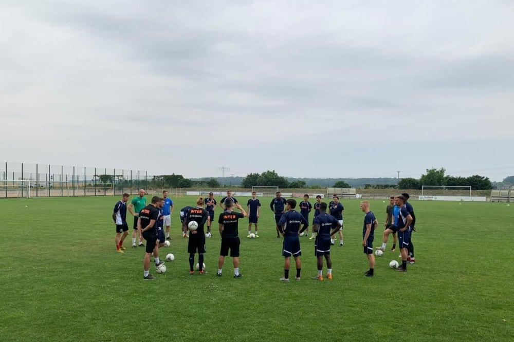 INTER startet Saisonvorbereitung. Quelle: FC International Leipzig e.V.