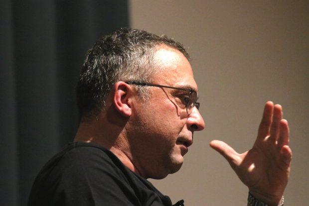 Jens-Uwe Jopp, Lehrer und Autor der LZ. Foto. L-IZ.de