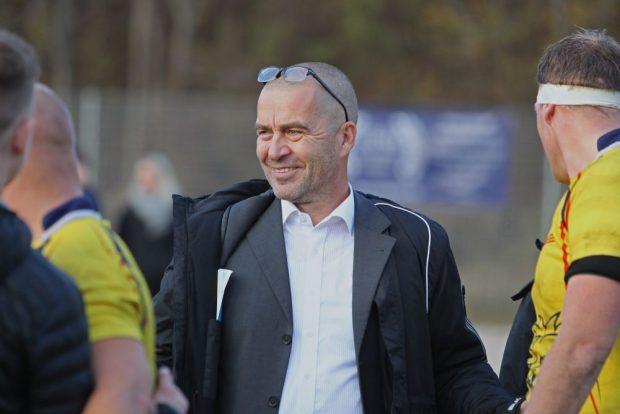 RCL-Präsident Karsten Heine. Foto: Jan Kaefer