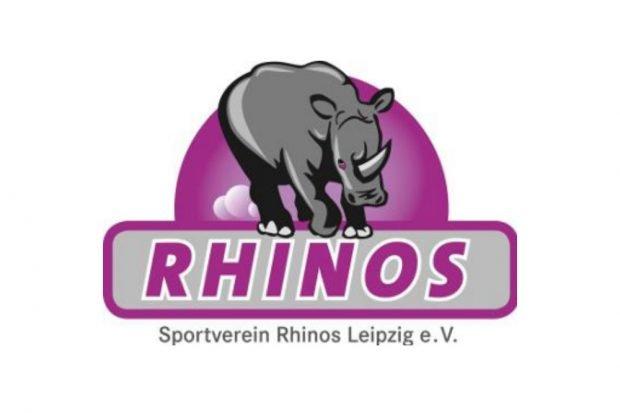 Logo SV Rhinos Leipzig e.V.