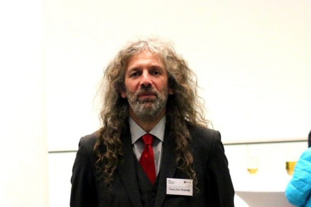 Stadtrat Thomas Kumbernuß (Die PARTEI). Foto: LZ