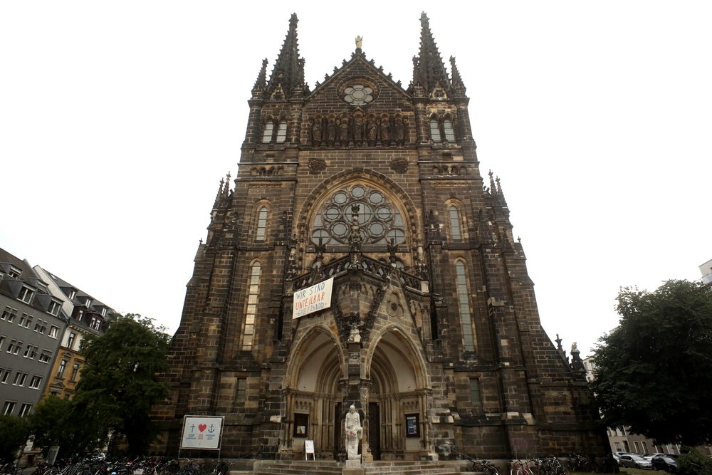 Peterskirche. Foto: Alexander Böhm