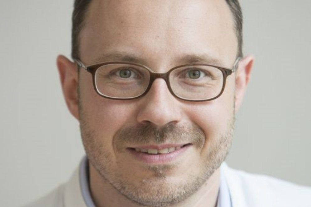 Prof. Dr. med. dent. Sebastian Hahnel. Foto: Uniklinikum Leipzig, Stefan Straube