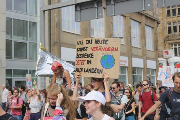 Streik in allen Ländern. Foto: Alexander Böhm