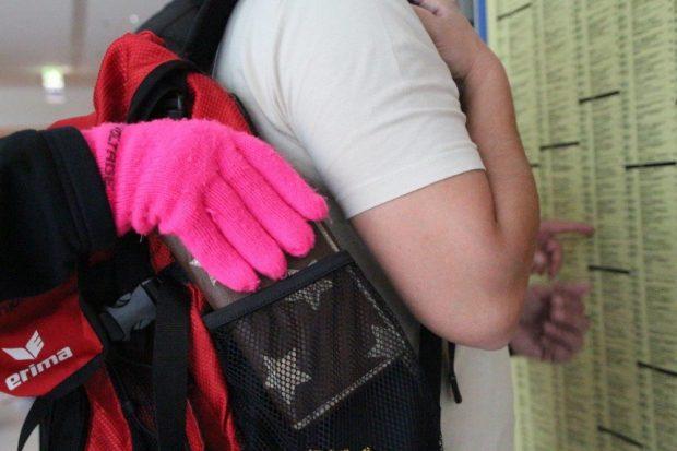 Taschendiebstahl. Quelle: Bundespolizei Leipzig