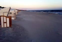 Urlaub an der Ostsee. Ein Gespräch über fehlende Reisefreiheit - damals wie heute. Foto: Silvia