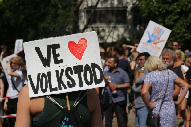 We love Volkstod. Foto: Alexander Böhm