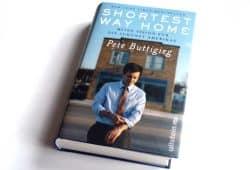Pete Buttigieg: Shortest Way Home. Foto: Ralf Julke
