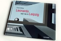 Frank Zöllner: Leonardo war nie in Leipzig. Foto: Ralf Julke