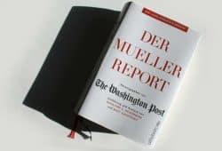 The Washington Post (Hrsg.): Der Mueller Report. Foto: Ralf Julke