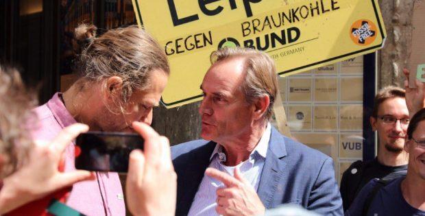 Burkhard Jung bekräftigte deutlich die Ausstiegspläne Leipzigs. Foto: L-IZ.de