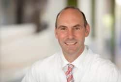 """Prof. Dr. Florian Lordick wurde zum """"Director of Education"""" der ESMO gewählt. Foto: Stefan Straube/UKL"""