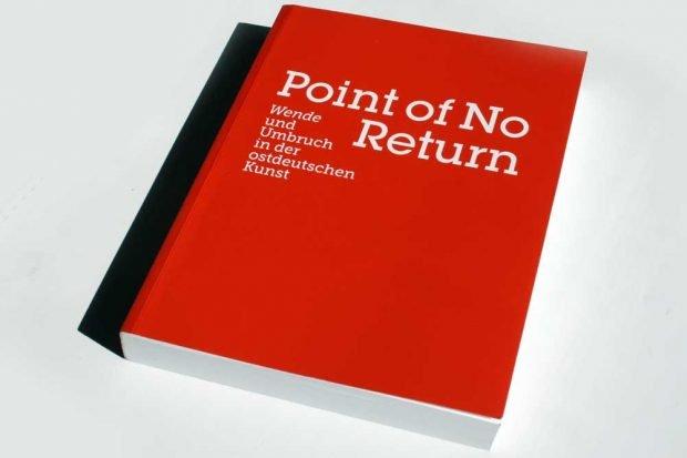 Alfred Weidinger (Hrsg.): Point of no return. Foto: Ralf Julke