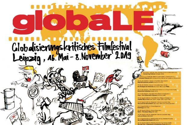 Auszug Flyer © globaLE Leipzig