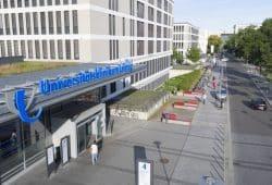 Das Universitätsklinikum Leipzig: Hier treffen sich Experten zum Austausch über Thoraxwanddeformitäten. Foto: UKL