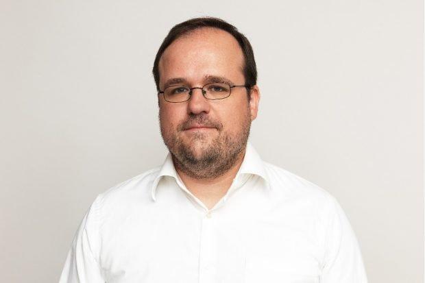 Dr. Oliver Crönertz, Professor für Allgemeine Betriebswirtschaftslehre an der HTWK, und sein Team entwickeln Parkplatz-Ideen. © Privat