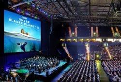 Unser Blauer Planet II Live in Concert © Herbert Schulze