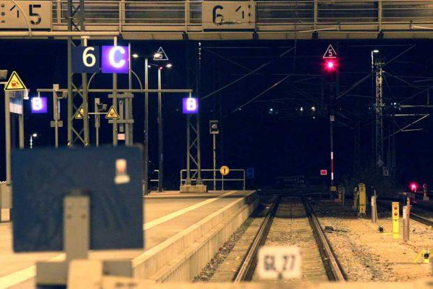 Wohin geht die Reise im sächsischen Schienennetz? Foto: Michael Freitag