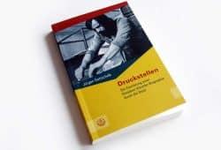 Jürgen Gottschalk: Druckstellen. Foto: Ralf Julke