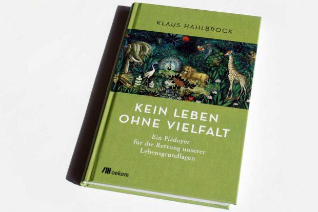 Klaus Hahlbrock: Kein Leben ohne Vielfalt. Foto: Ralf Julke