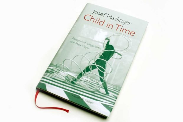 Josef Haslinger: Child in Time. Foto: Ralf Julke