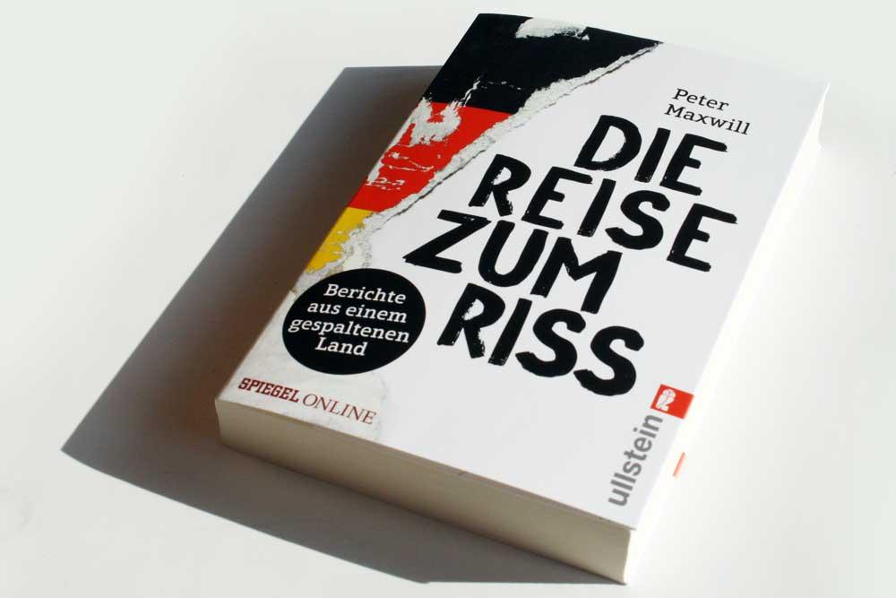 Peter Maxwill: Die Reise zum Riss. Foto: Ralf Julke